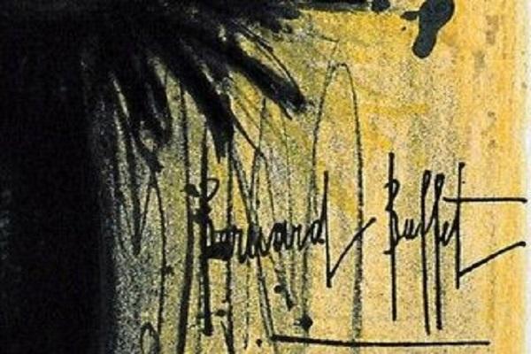 Bernard BUFFET ou comment l'histoire de l'Art est soumis aux pouvoirs et aux modes