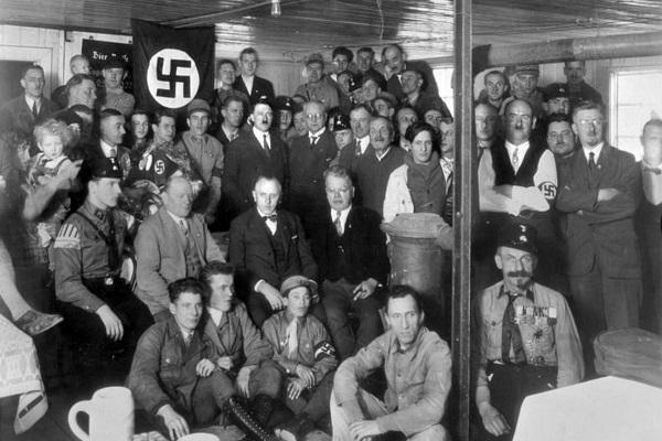 La montée du nazisme en Allemagne à partir de 1930