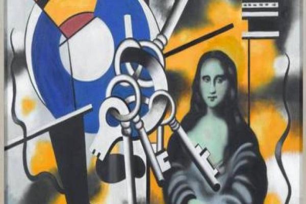 La Joconde ou la clé des champs : le Louvre en guerre