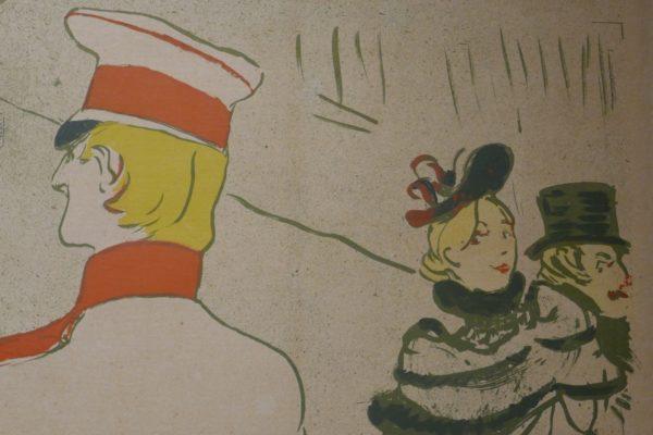 Toulous-Lautrec, résolument moderne