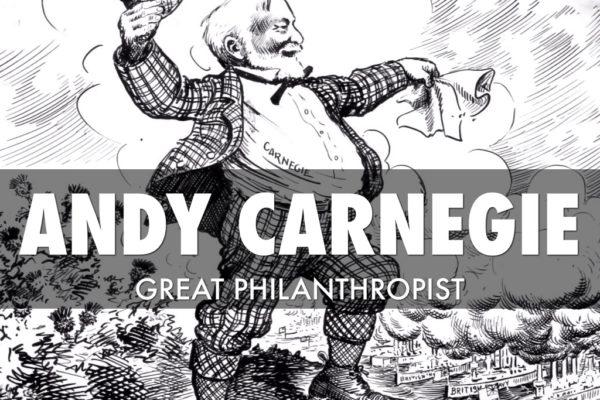 L'âge d'or du capitalisme américain : Rockfeller, Carnegie… et les autres vus par les caricaturistes