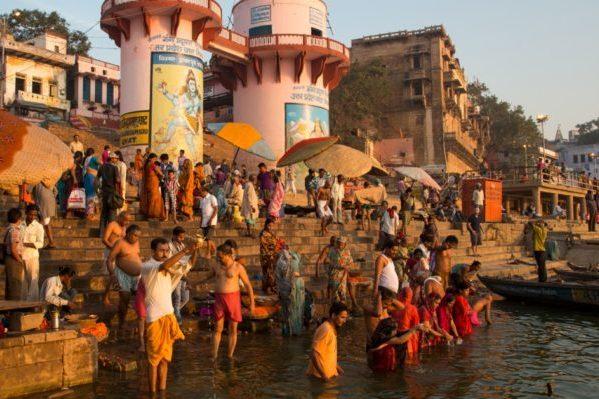 Le fleuve Gange et sa divination