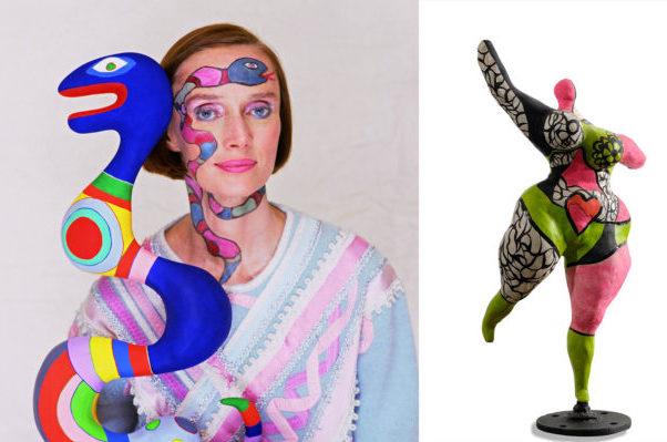 Artistes-femmes et Femmes-artistes : la création contemporaine au féminin 1950-2000