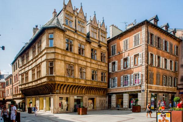 Hôtels et maisons de la Renaissance et de l'Époque moderne à Rodez