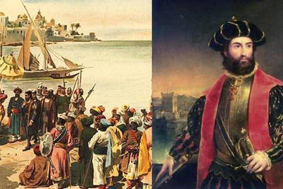 Vasco de Gama et la route maritime des Indes