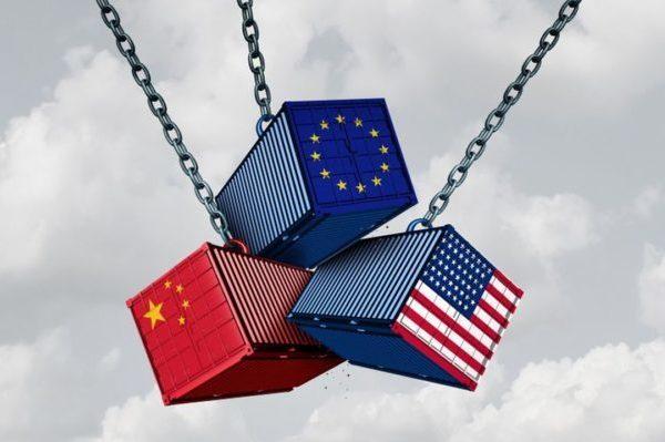 L'Europe entre États-Unis et Chine